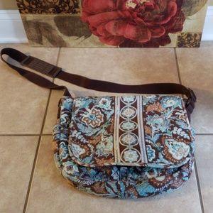 Large Vera Bradley purse/bag